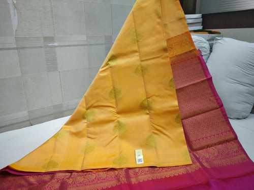 Pure Silk Double Warp Thunread Weaving