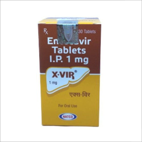 1 MG Entecavir Tablets IP