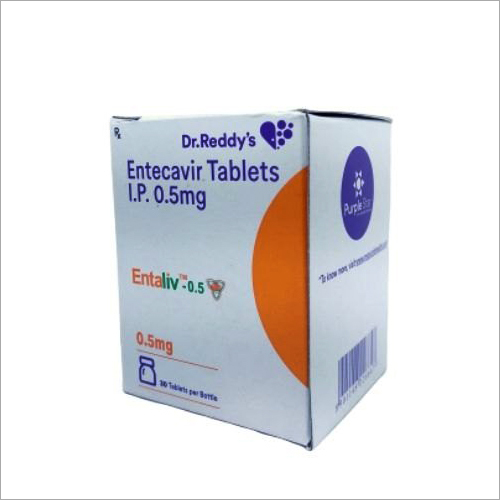 Entacavir Tablets IP