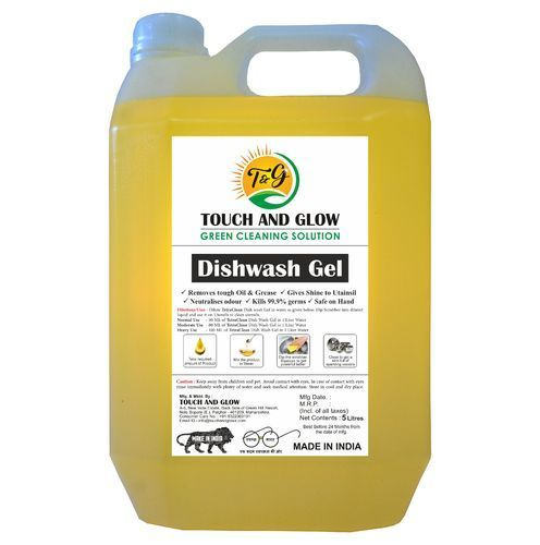 Dish Wash Gel