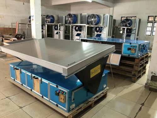 Solar farm dryer for ginger dryer machine