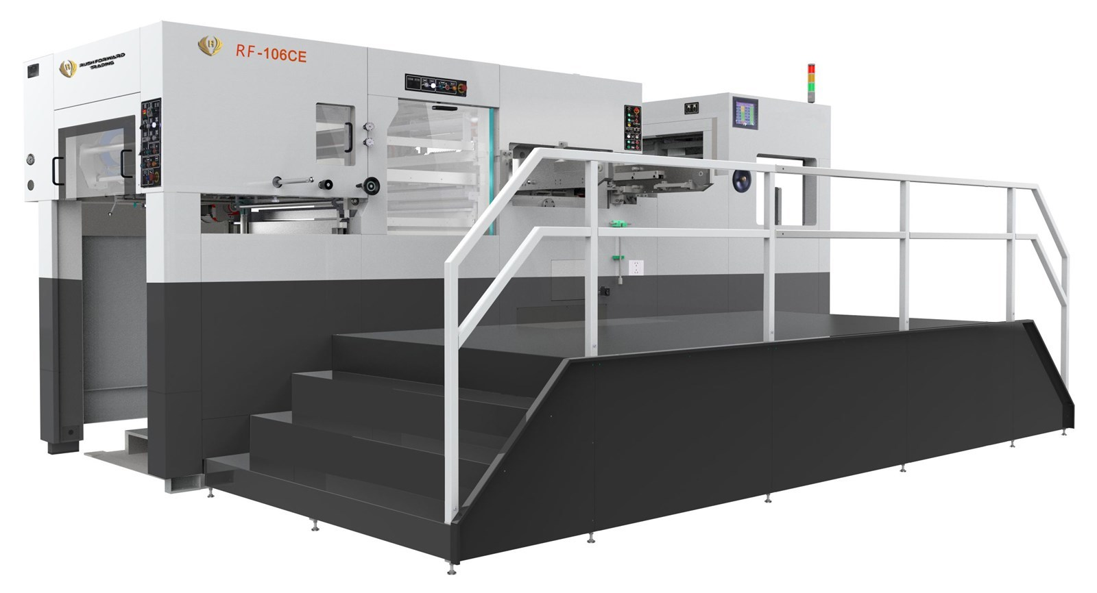 Flat Bed Die Cutting Machine
