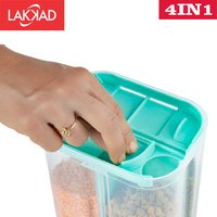 Food Storage Box 4 Partition