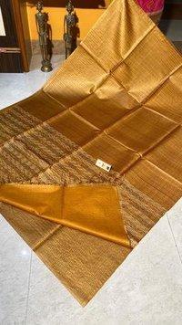 Silk Handloom Fancy Saree