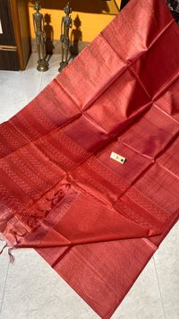 Silk Handloom Fancy Saree
