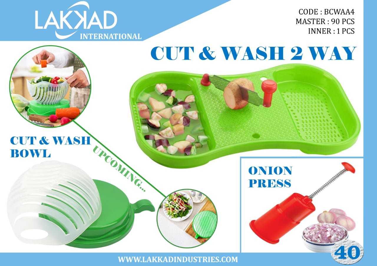 Cut and Wash