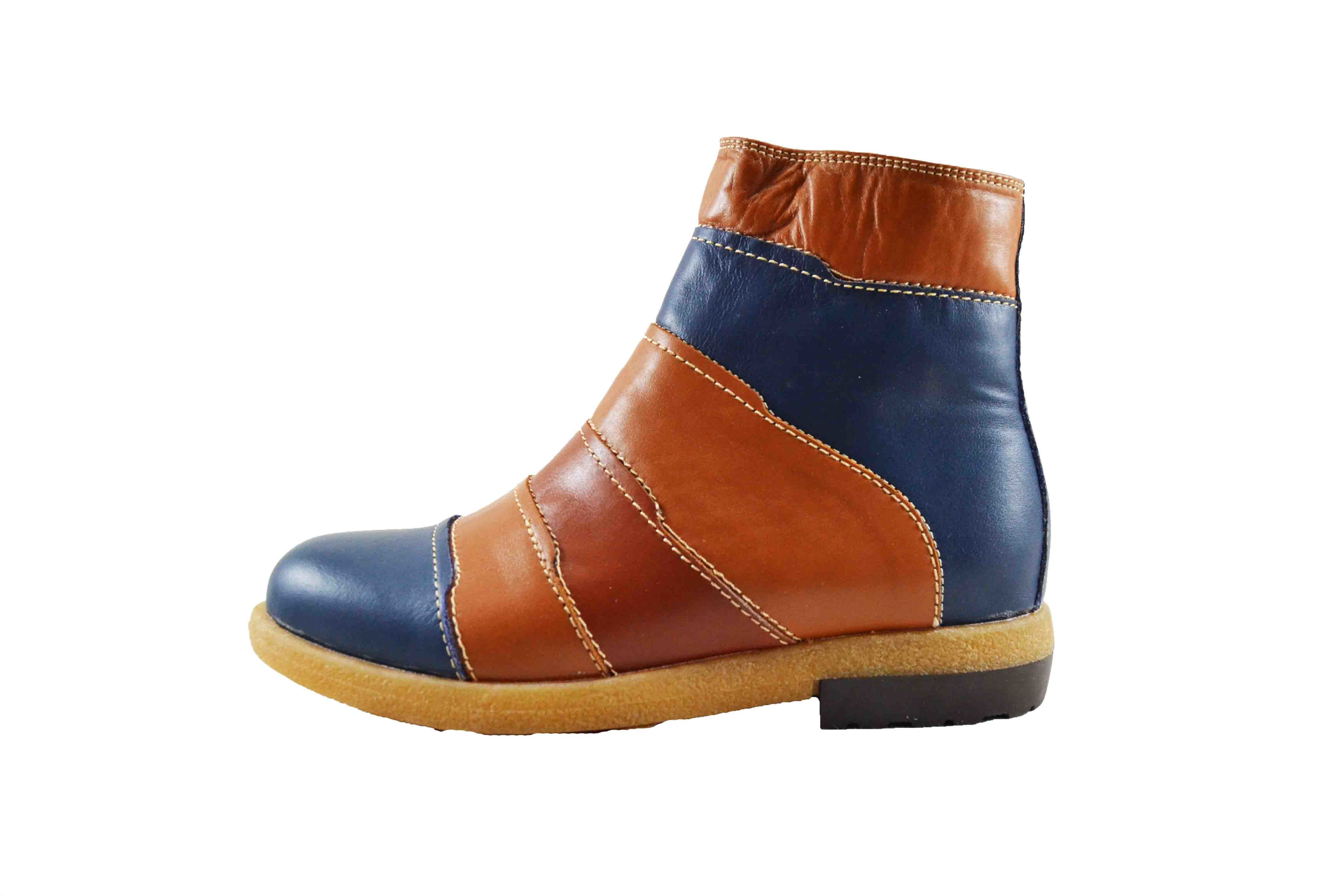 genuine leather women boot