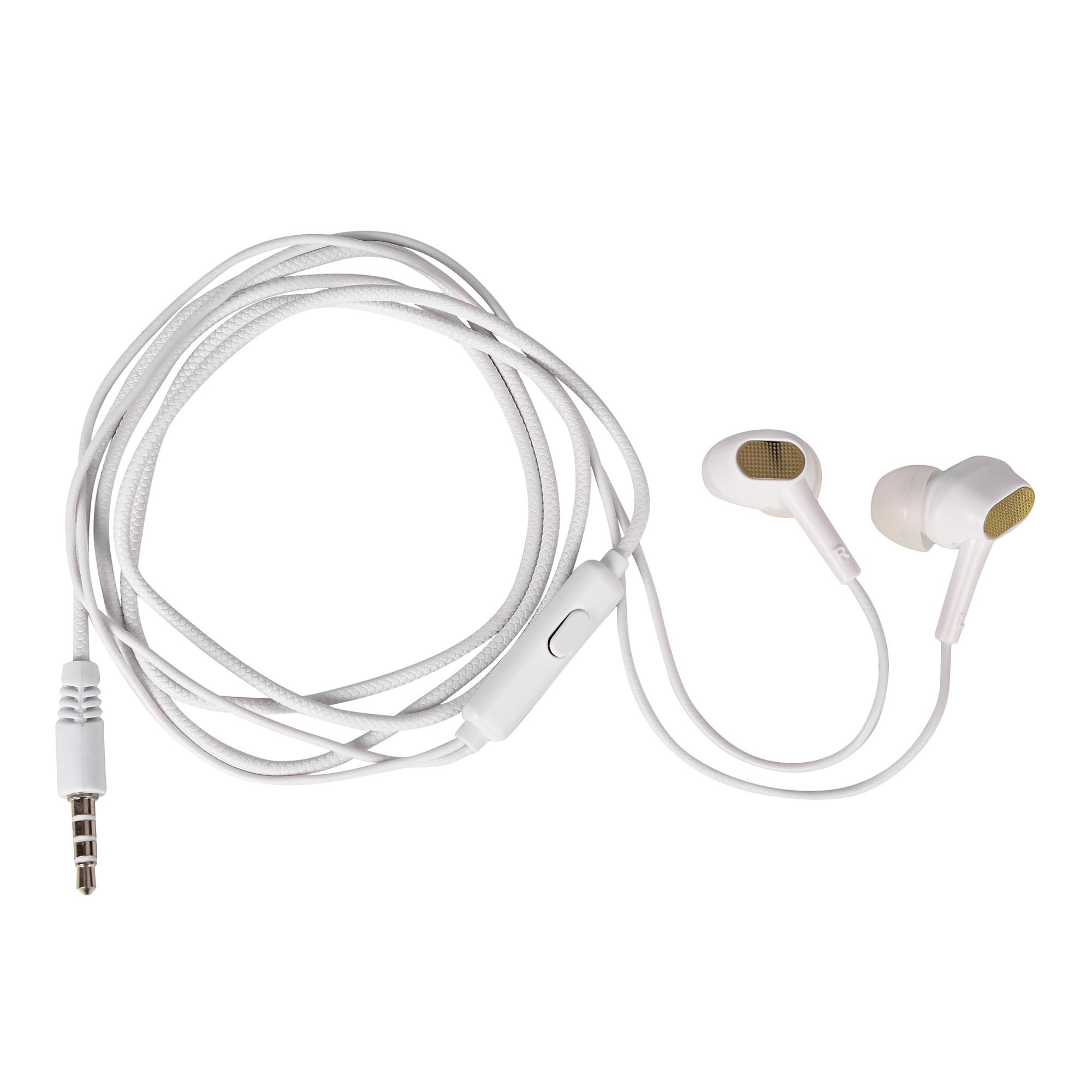 Bluei Shook S4 3.5mm Jack Heavy Bass Superior Sound Stereo Earphone