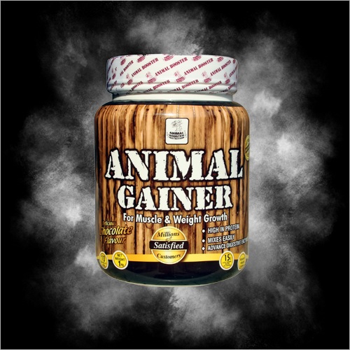 1 KG Animal Gainer