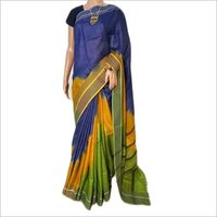 Tussar Silk Handloom Full Weaved Saree