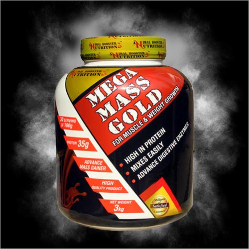 3 KG Mega Mass Gold