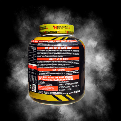 3 KG Serious Whey Protein