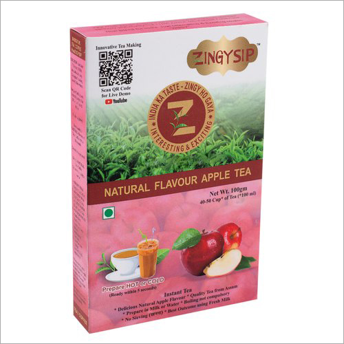 100 gm Instant Apple Tea