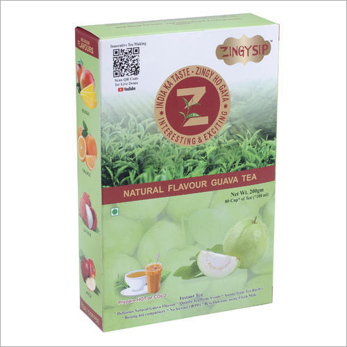 100 gm Zingysip Guava Tea