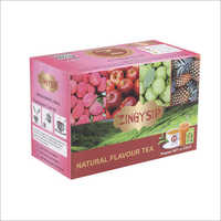 Zingysip Fruit Combo Tea -Litchi Apple Guava Pineapple