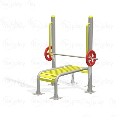 Bench Press Outdoor