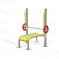 Bench Press Outdoor