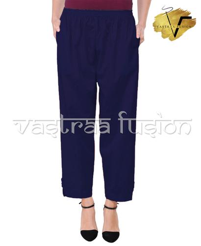 Ladies Ankle Rayon  Pants