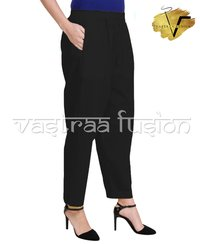 Ladies Ankle Rayon  Pants