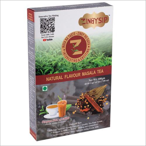 100 gm Natural Flavour Masala Tea