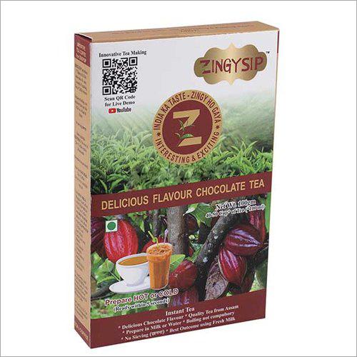 100 gm Zingysip Instant Chocolate Tea