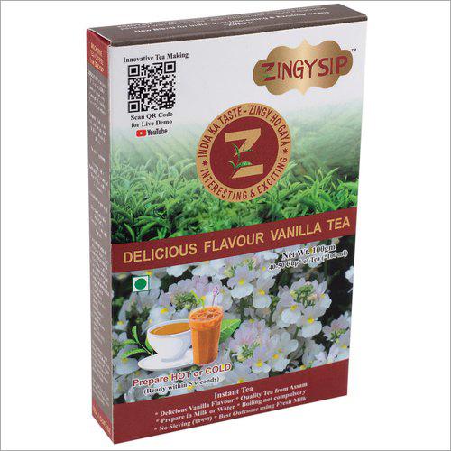 100 gm Delicious Flavour Vanilla Tea
