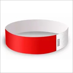 Custom Disposable Wrist Band