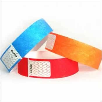 Cheap Custom Design Paper Wristbands
