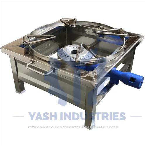 15 x 15 Stainless steel Gas Bhatti Ring Kada