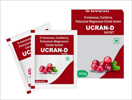 Nutraceutical Sachets