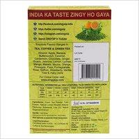 100 gm Zingysip Green Tea With Tulsi And Lemon