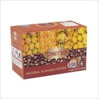 Zingysip Fruit Combo Tea - Mango Orange Banana Lemon