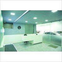 Office Reception Interior Designing Services