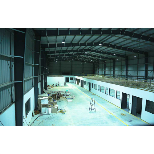 Warehouse Interior Designing Services