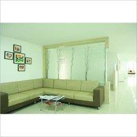 Office Waiting Area Interior Designing Services