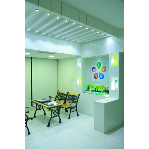 Office Meeting Area Interior Designing Services
