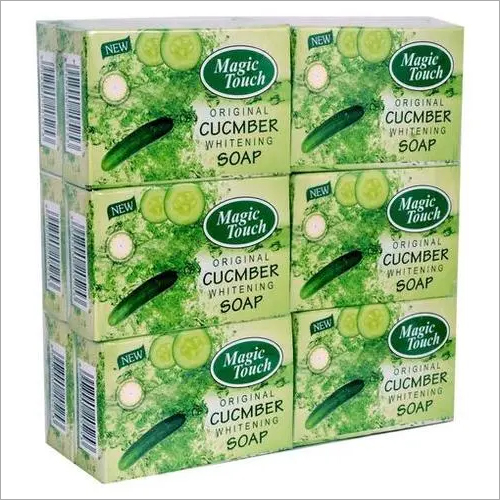 Cucumber Whitening Soaps