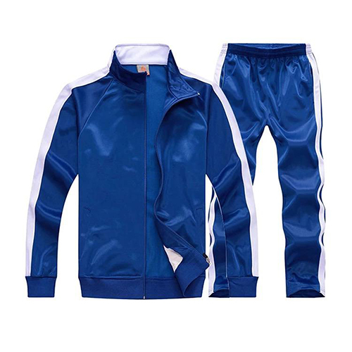 Kids Sports Tracksuit Set