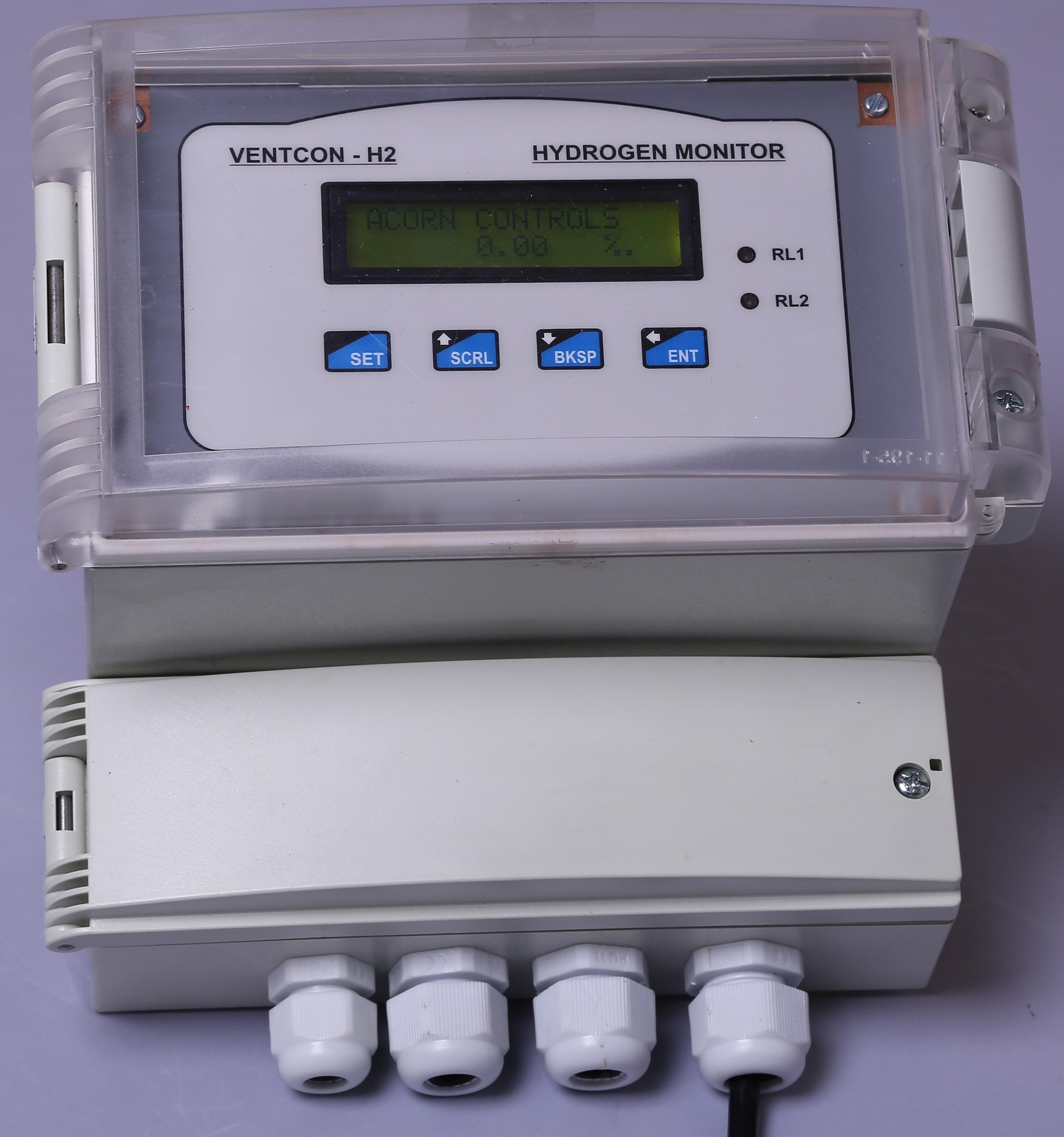 Single Channel Hydrogen Controller