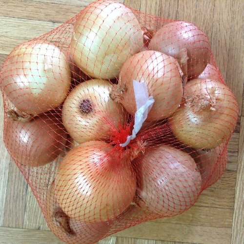 Onion Packing Nets