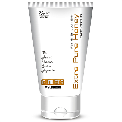 Extra Pure Honey Face Scrub