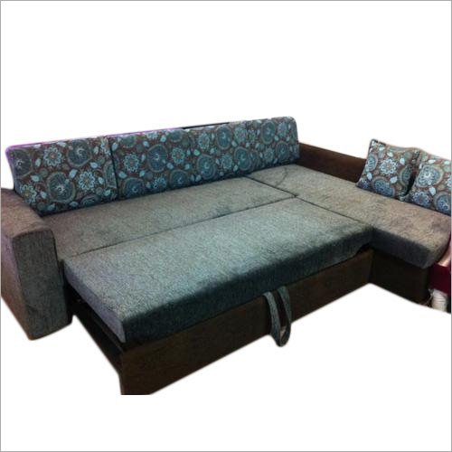 Modular Wooden Sofa Cum Bed