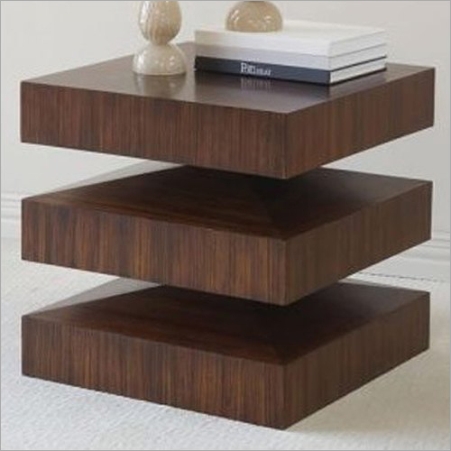 Stylish Wooden Side Table