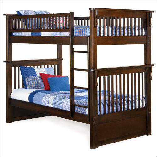 Stylish Wooden Bunk Bed