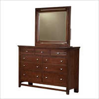 Stylish Wooden Dressing Table