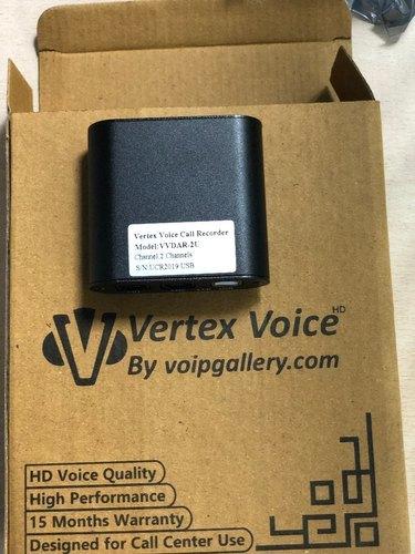 Vertex Voice Voicelogger