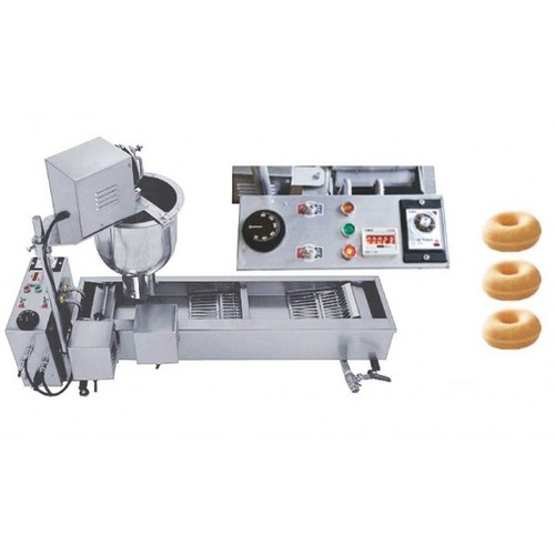 Donut Fryer Conveyor Type