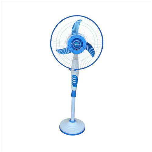 3 Blade Solar Pedestal Fan