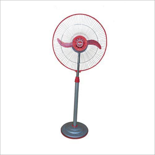 2 Blade Solar Pedestal Fan