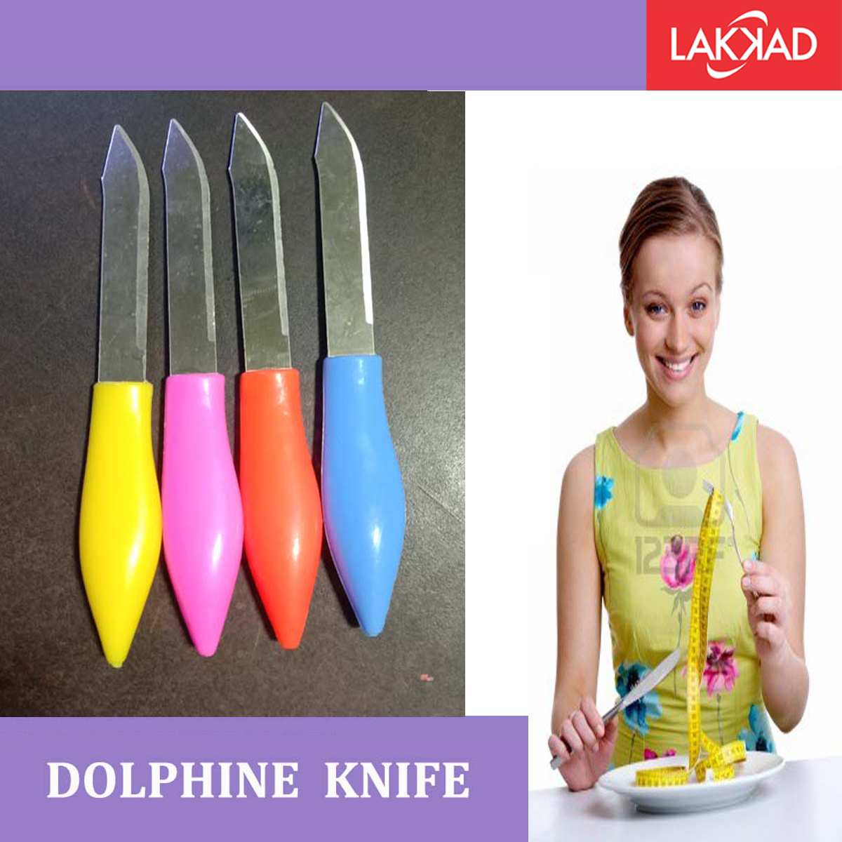 Dolphine Knife